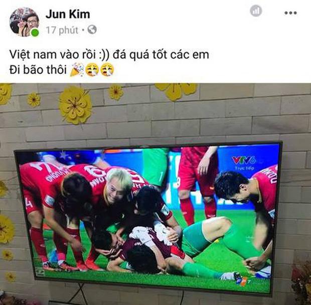 CĐV sướng phát điên khi Việt Nam lọt top 8 đội mạnh nhất châu Á: 100 status thì cả 100 đều dành cho bóng đá! - Ảnh 7.