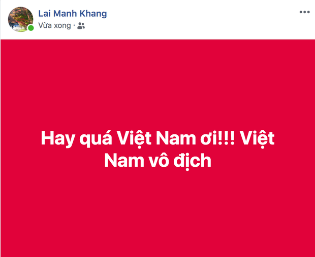Cư dân mạng vỡ òa khi Công Phượng ghi bàn xuất sắc quân bình tỉ số 1-1 cho Việt Nam - Ảnh 1.