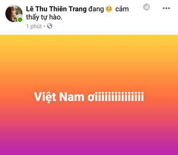 CĐV sướng phát điên khi Việt Nam lọt top 8 đội mạnh nhất châu Á: 100 status thì cả 100 đều dành cho bóng đá! - Ảnh 1.