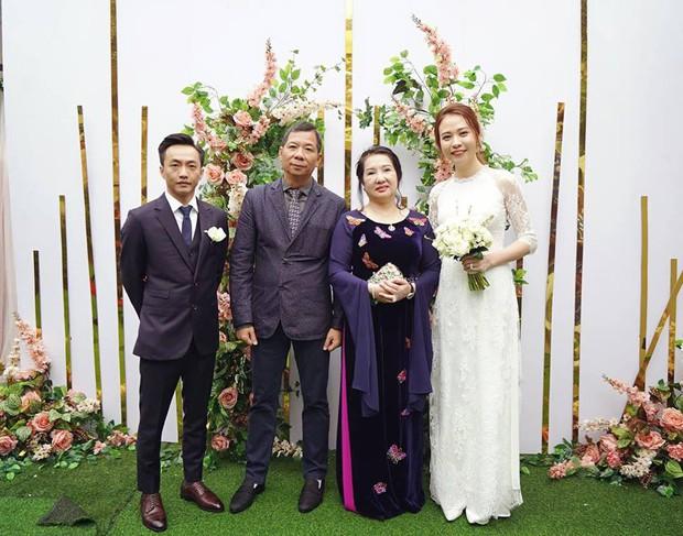 Cường Đô La và Đàm Thu Trang làm lễ đám hỏi hôm nay - Ảnh 3.