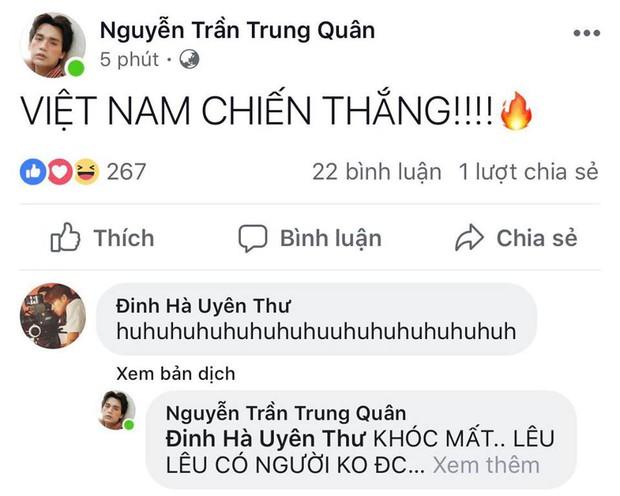Hà Tăng, HHen Niê... đồng loạt chúc mừng đội tuyển Việt Nam giành vé vào tứ kết Asian Cup 2019 - Ảnh 8.