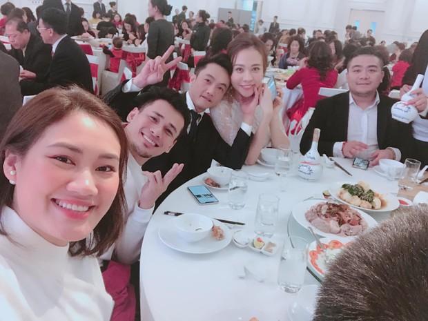 Hot: Cường Đô La và Đàm Thu Trang làm lễ đám hỏi, chính thức về chung một nhà - Ảnh 6.