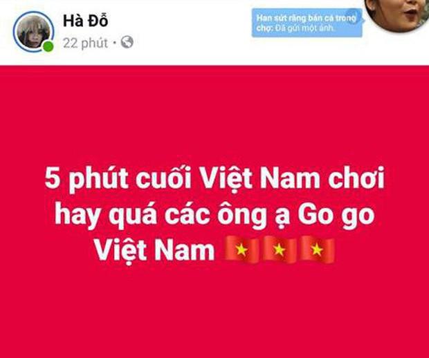 Cư dân mạng vỡ òa khi Công Phượng ghi bàn xuất sắc quân bình tỉ số 1-1 cho Việt Nam - Ảnh 6.