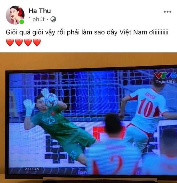 Hà Tăng, HHen Niê... đồng loạt chúc mừng đội tuyển Việt Nam giành vé vào tứ kết Asian Cup 2019 - Ảnh 10.