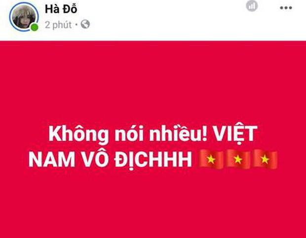 CĐV sướng phát điên khi Việt Nam lọt top 8 đội mạnh nhất châu Á: 100 status thì cả 100 đều dành cho bóng đá! - Ảnh 4.