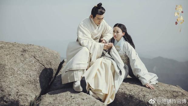 Vu Chính để gà cưng Ngô Cẩn Ngôn trả nghiệp sau khi làm bà nội hậu cung ở Hạo Lan Truyện - Ảnh 1.