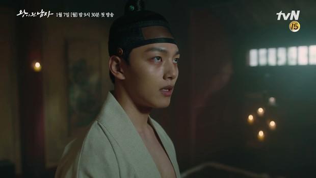 Mặc kệ cái bóng đàn anh Masquerade, The Crowned Clown của Yeo Jin Goo vẫn tỏa sáng trong lòng khán giả - Ảnh 4.