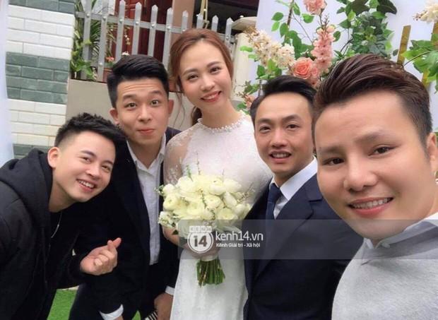 Cường Đô La và Đàm Thu Trang làm lễ đám hỏi hôm nay - Ảnh 1.