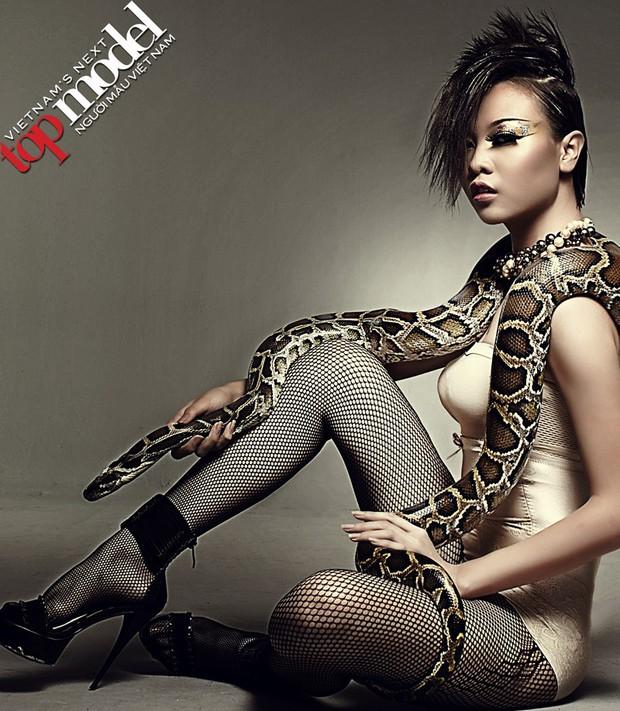 Trời ơi, tin được không? Top 6 Vietnams Next Top Model mùa đầu tiên đã kết hôn gần hết rồi đấy! - Ảnh 3.