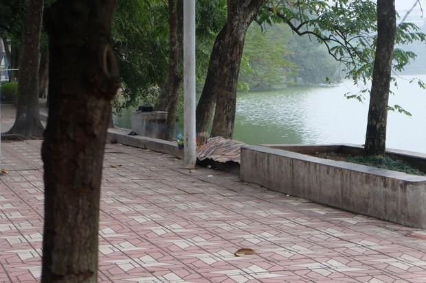 Hà Nội: Người đàn ông trung niên đuối nước ở hồ Gươm khi cố tình bơi ra tháp rùa - Ảnh 1.