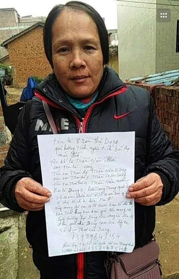 Người phụ nữ bị bán sang Trung Quốc 25 năm đăng ảnh trên Facebook tìm gia đình - Ảnh 1.