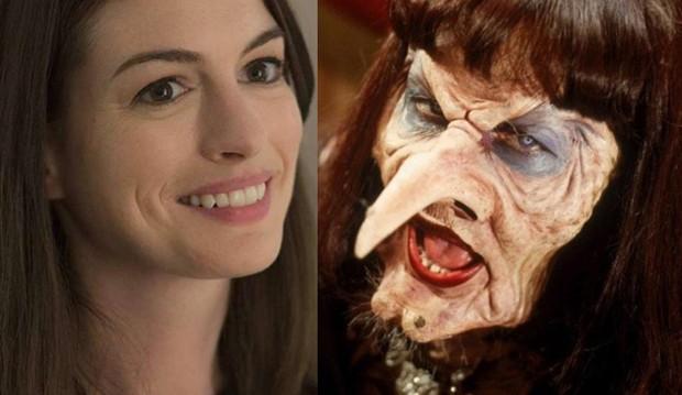 """""""The Witches"""" remake: Tạm biệt công chúa Mia ngày nào đi thôi vì phù thủy Anne Hathaway đáng sợ đã ở đây! - Ảnh 1."""