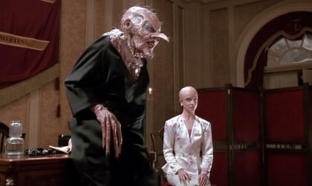 """""""The Witches"""" remake: Tạm biệt công chúa Mia ngày nào đi thôi vì phù thủy Anne Hathaway đáng sợ đã ở đây! - Ảnh 2."""