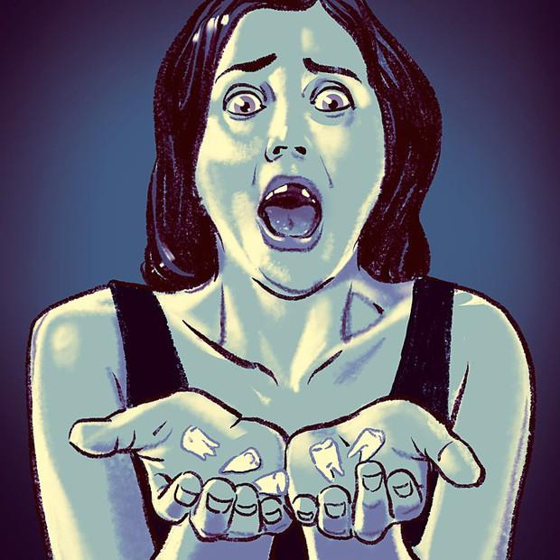 Ý nghĩa 9 cơn ác mộng ai cũng từng gặp một lần trong đời - Ảnh 2.