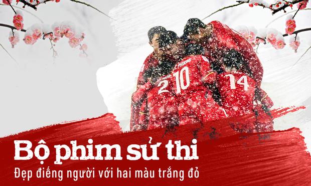 Ngày này năm trước: Bùi Tiến Dũng cởi áo khoe 6 múi ăn mừng, bóng đá chính thức trở thành virus của giới trẻ Việt! - Ảnh 3.