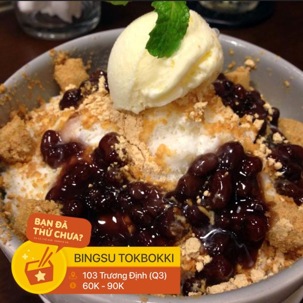 Cả Hàn Quốc bỗng thu bé lại bằng một món ăn: Bingsu sốt bánh gạo, bạn thử chưa? - Ảnh 6.