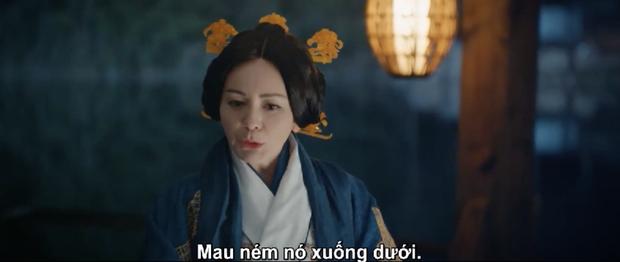 Vu Chính để gà cưng Ngô Cẩn Ngôn trả nghiệp sau khi làm bà nội hậu cung ở Hạo Lan Truyện - Ảnh 4.