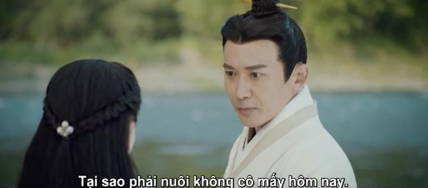 Vu Chính để gà cưng Ngô Cẩn Ngôn trả nghiệp sau khi làm bà nội hậu cung ở Hạo Lan Truyện - Ảnh 11.