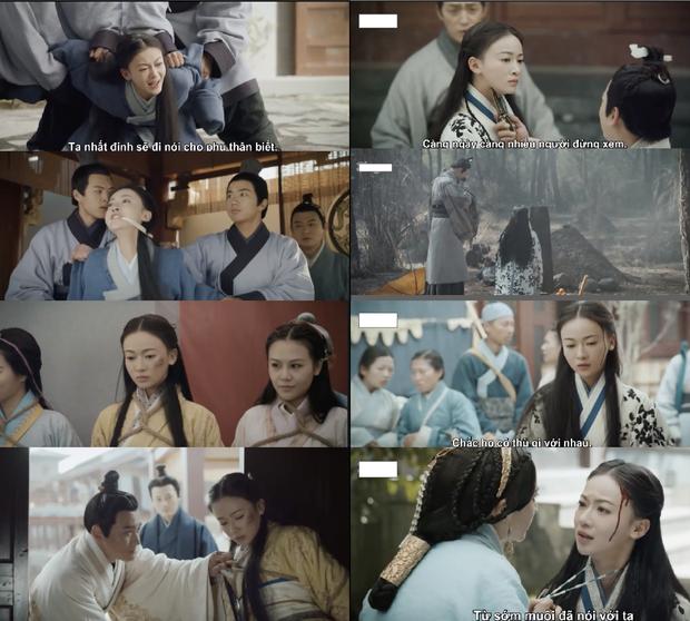 Vu Chính để gà cưng Ngô Cẩn Ngôn trả nghiệp sau khi làm bà nội hậu cung ở Hạo Lan Truyện - Ảnh 15.