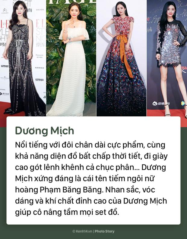 5 sao nữ sẽ thế chỗ Phạm Băng Băng trở thành nữ hoàng thảm đỏ 2019 - Ảnh 9.