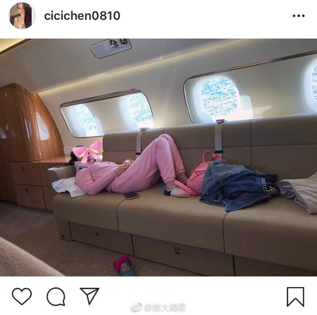 Cuộc sống thượng hạng của tiểu tam tống tiền Ngô Tú Ba: Có máy bay riêng, cực kỳ thân thiết với gia đình Gigi Hadid - Ảnh 2.