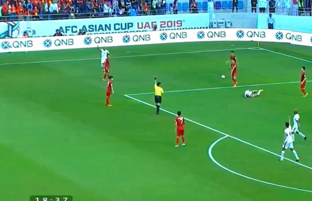 Bàn thắng của Jordan không hợp lệ, tuyển Việt Nam đã chịu oan một bàn thua - Ảnh 2.