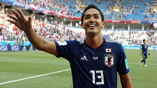 Nhật Bản mất tiền đạo Ngoại hạng Anh giá 12 triệu USD ở trận gặp Việt Nam - Ảnh 2.