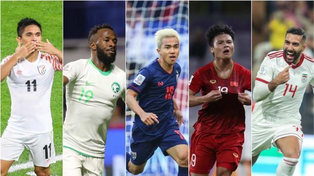 Cả Facebook bão vote cho Quang Hải trong Top 10 bàn thắng đẹp nhất, áp đảo đối thủ hoàn toàn - Ảnh 1.