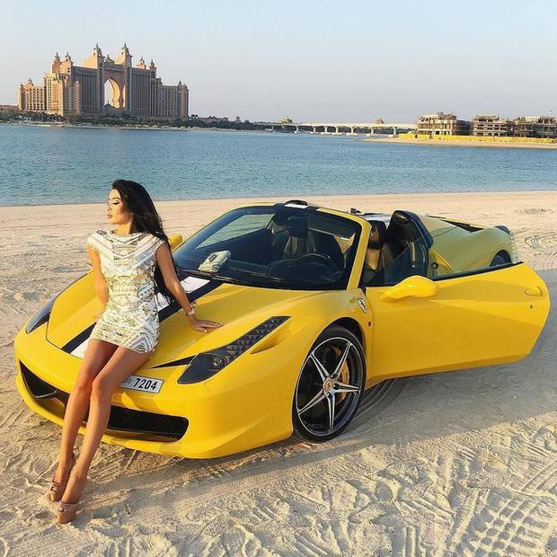 Lóa mắt trước cuộc sống xa hoa, hào nhoáng của hội con nhà giàu đến từ tiểu vương quốc giàu có bậc nhất thế giới Dubai - Ảnh 13.