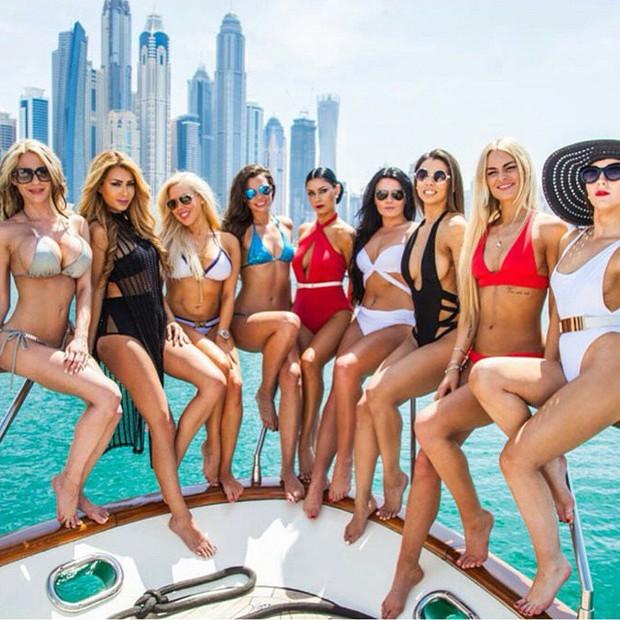 Lóa mắt trước cuộc sống xa hoa, hào nhoáng của hội con nhà giàu đến từ tiểu vương quốc giàu có bậc nhất thế giới Dubai - Ảnh 14.
