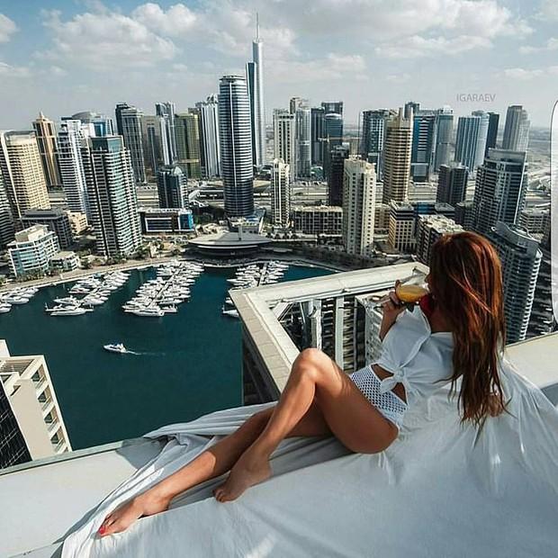 Lóa mắt trước cuộc sống xa hoa, hào nhoáng của hội con nhà giàu đến từ tiểu vương quốc giàu có bậc nhất thế giới Dubai - Ảnh 9.