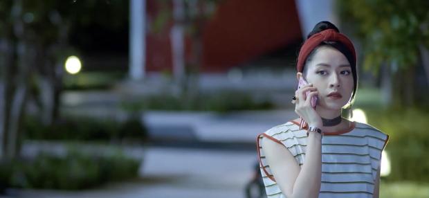 Ninh Dương Lan Ngọc khóc xấu banh xác, gài Chi Pu gặp crush thay mình trong Mối Tình Đầu Của Tôi tập 3 - Ảnh 5.