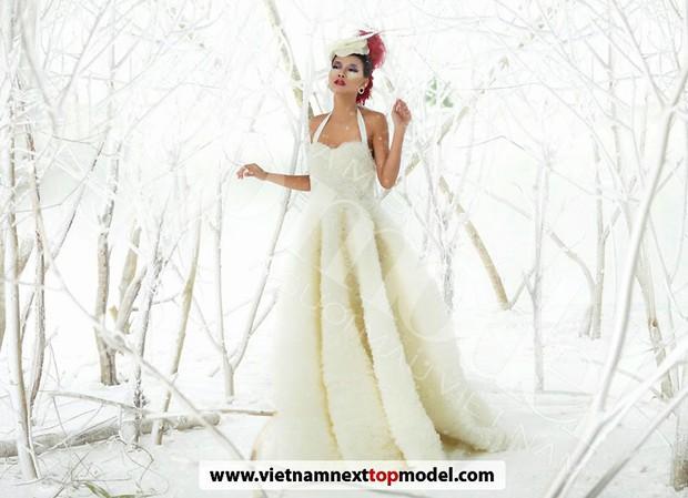Trời ơi, tin được không? Top 6 Vietnams Next Top Model mùa đầu tiên đã kết hôn gần hết rồi đấy! - Ảnh 15.