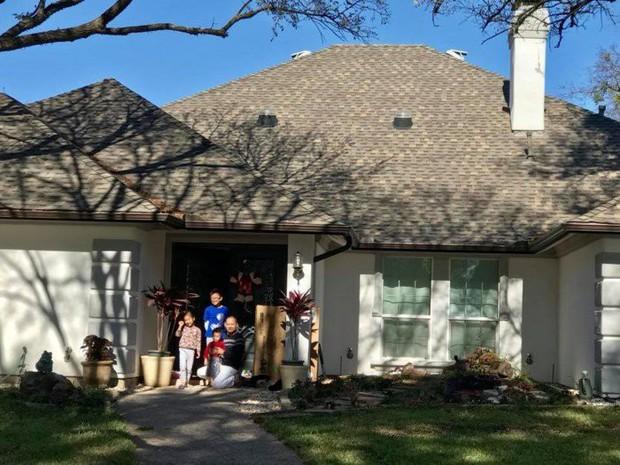 Gần 2 tuần nữa mới đến Tết Nguyên Đán, gia đình Hồng Ngọc đã quây quần gói bánh chưng sớm tại Mỹ - Ảnh 5.