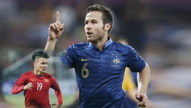 Quang Hải nhận tin nhắn chúc mừng đặc biệt từ ngôi sao bóng đá Pháp gốc Việt từng là Á quân Châu Âu - Ảnh 1.