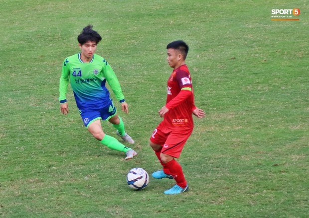 Đại thắng đội bóng đến từ Hàn Quốc, U22 Việt Nam dần hoàn thiện đội hình - Ảnh 3.