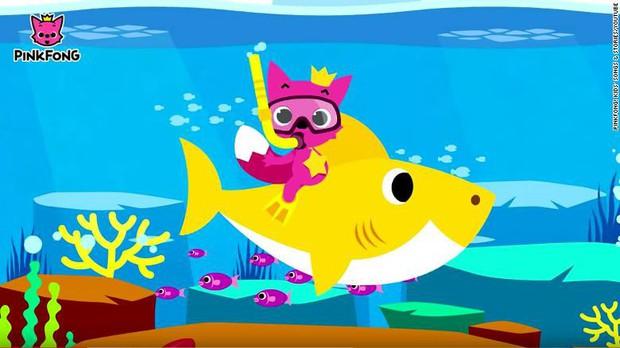 Tại sao bài hát thiếu nhi Baby Shark quá nổi tiếng, hút 2,2 tỷ lượt xem? - Ảnh 2.