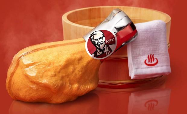 Ứa nước miếng với nến thơm mùi sốt thịt của KFC - Ảnh 4.