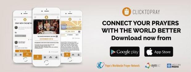 Đức Giáo hoàng Francis ra mắt ứng dụng cầu nguyện online trên điện thoại - Ảnh 4.