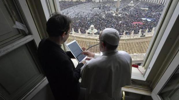 Đức Giáo hoàng Francis ra mắt ứng dụng cầu nguyện online trên điện thoại - Ảnh 2.