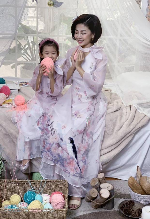 Mai Phương mạnh mẽ chống chọi ung thư, xinh đẹp hết cỡ chuẩn bị đón Tết cùng con gái - Ảnh 1.