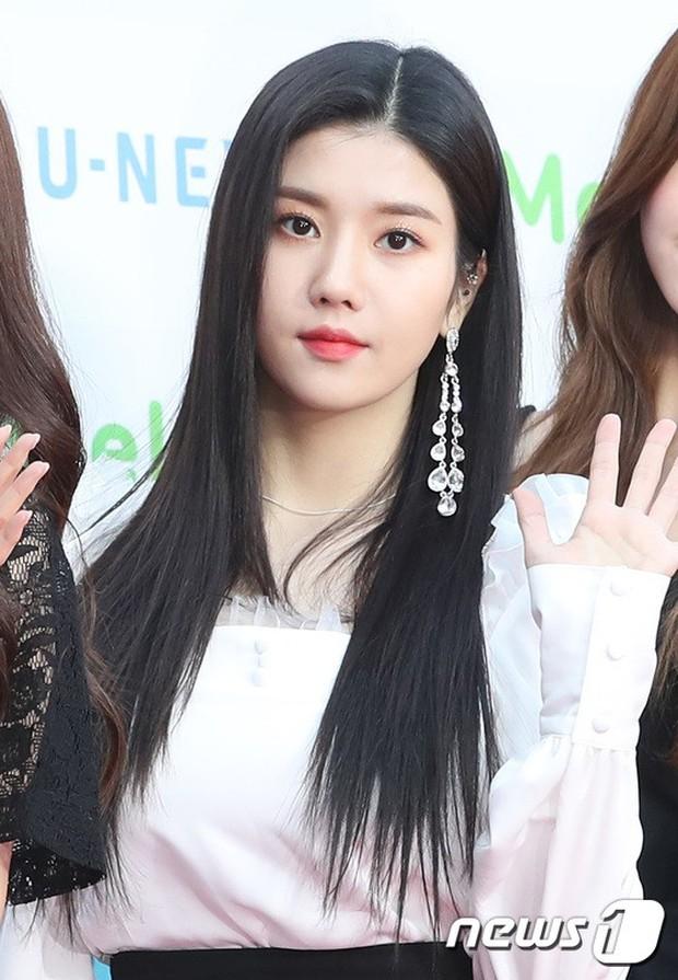 Hơn 80 sao Hàn đổ bộ thảm đỏ Gaon 2019: Tzuyu xuất sắc, nữ thần lai và mỹ nhân TWICE gây chú ý vì vòng 1 đốt mắt - Ảnh 24.