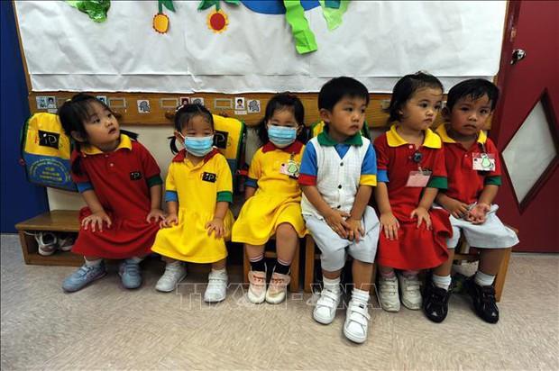 Dịch cúm bước vào giai đoạn đỉnh điểm tại Hong Kong (Trung Quốc) - Ảnh 1.