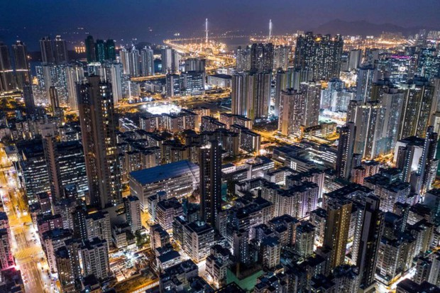 Góc nhìn độc đáo về Hong Kong qua những bức ảnh chụp từ trên cao - Ảnh 11.