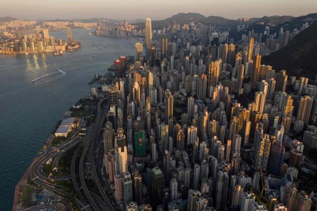 Góc nhìn độc đáo về Hong Kong qua những bức ảnh chụp từ trên cao - Ảnh 15.