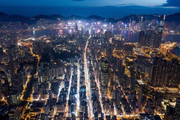 Góc nhìn độc đáo về Hong Kong qua những bức ảnh chụp từ trên cao - Ảnh 5.