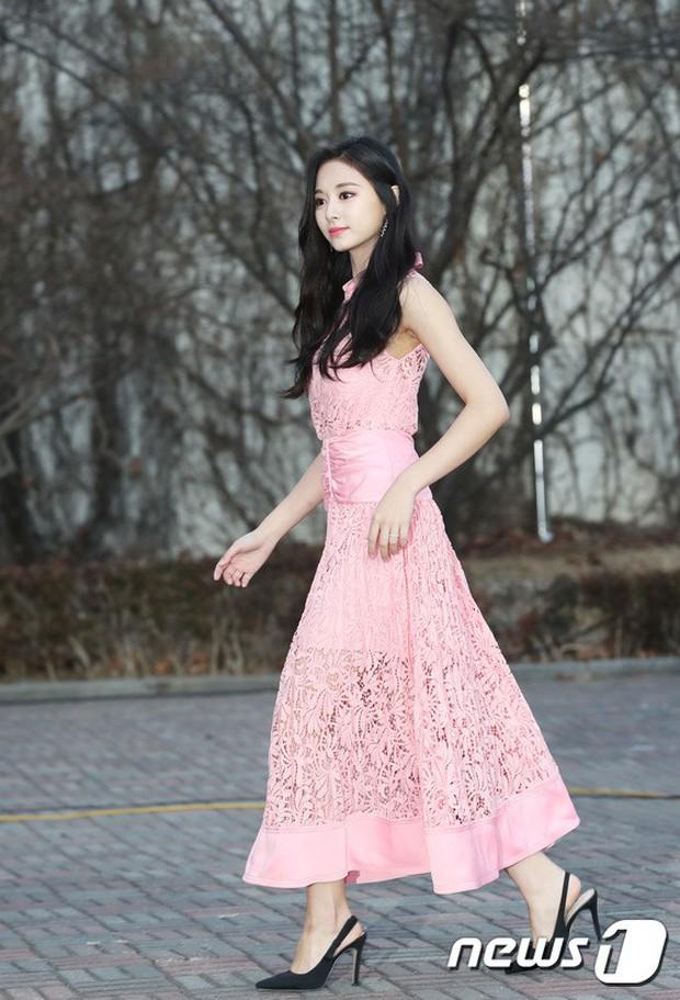 Hơn 80 sao Hàn đổ bộ thảm đỏ Gaon 2019: Tzuyu xuất sắc, nữ thần lai và mỹ nhân TWICE gây chú ý vì vòng 1 đốt mắt - Ảnh 1.