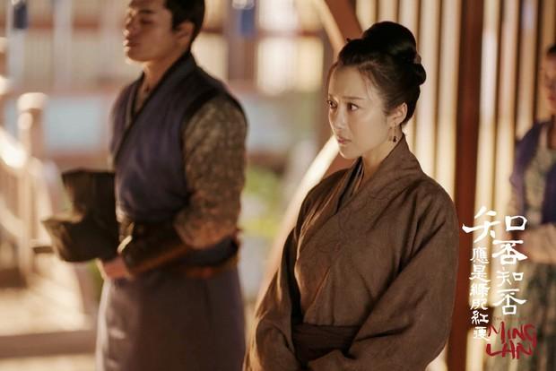 """Còn ai làm dâu khổ như Triệu Lệ Dĩnh: Hết nhà chồng chèn ép, đến cả nhà mẹ đẻ cũng chẳng tha trong """"Minh Lan Truyện"""" - Ảnh 7."""