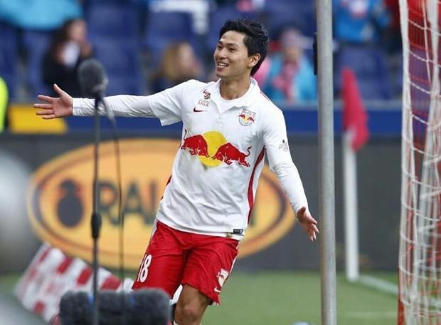 Danh tính trai đẹp đội Nhật Bản khiến fan girl buộc phải thốt lên: Dù là đối thủ nhưng đẹp vẫn phải ngắm! - Ảnh 7.