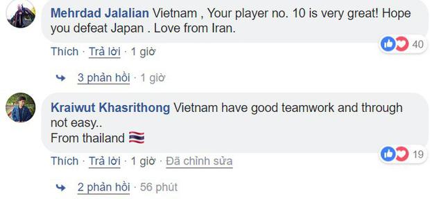 Thua Nhật Bản nhưng chỉ thấy đội tuyển Việt Nam được ca tụng hết lời - Ảnh 6.